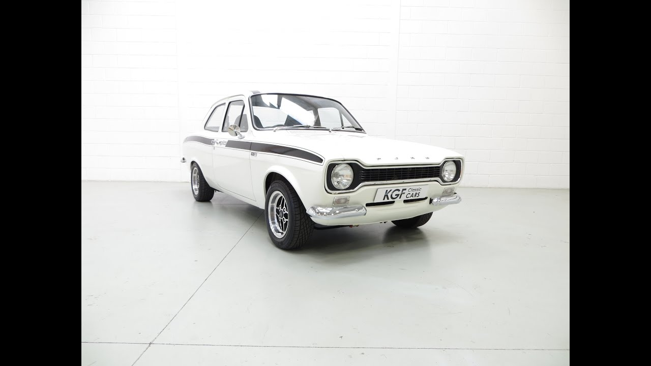 Mk1 Ford Escort AVO Mexico Recreation with 21st Century Performance ...