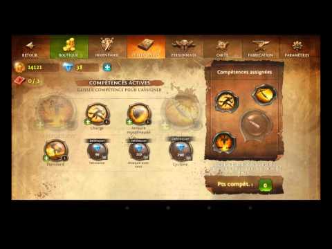 Astuce AndroGamesFR : Dungeon Hunter 4