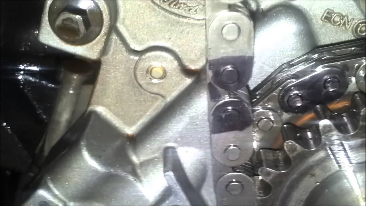 Setting cam timing without a cam tool ford triton v8 5 4l youtube