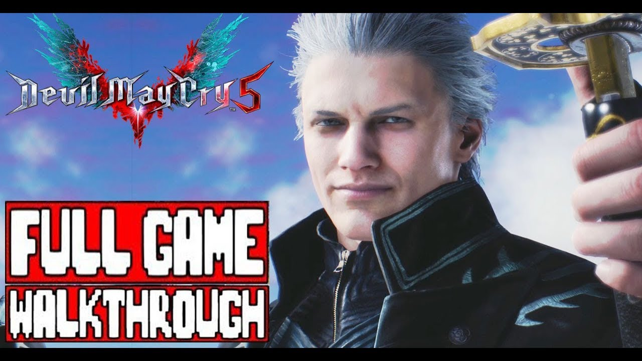 Test One - Devil May Cry 5