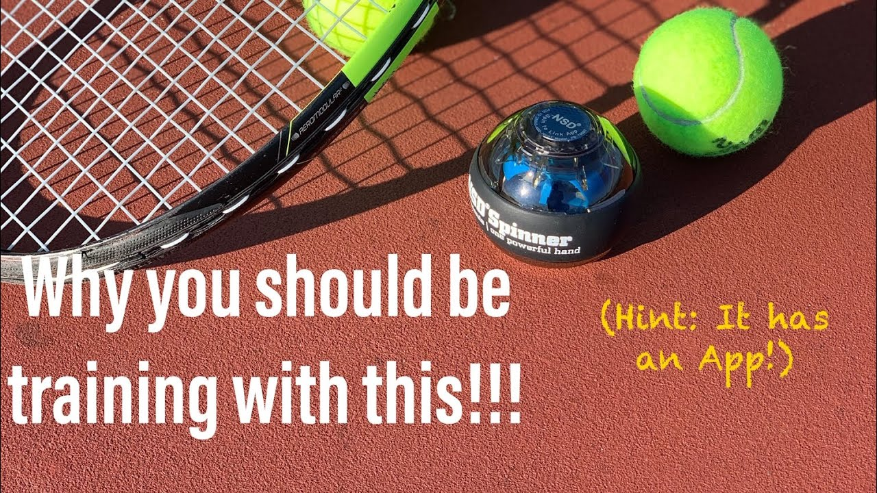 Why you should be training with the Bluetooth NSD Spinner-workout and review. Hammer It Tennis