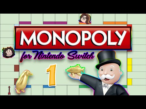 Monopoly - 1 -  Do Not Play GamePad Island, Do Not Collect $200