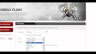 How to create Clan on Garena plus Free  New