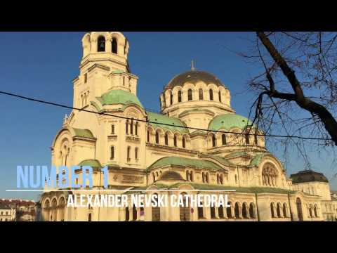 Sofia Bulgaria Top 10 Sights 2016