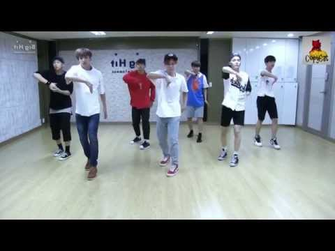 """[Mirrored and 2x Slower] BTS """"Dope"""" Dance Practice"""