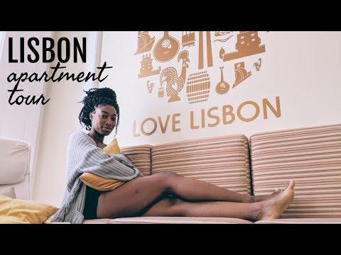 Lisbon Portugal Apartment Tour | REMOTE YEAR