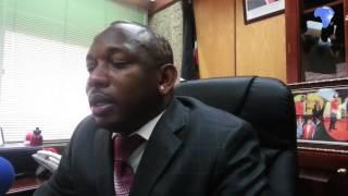Fake journalist arrested at Sonko's office