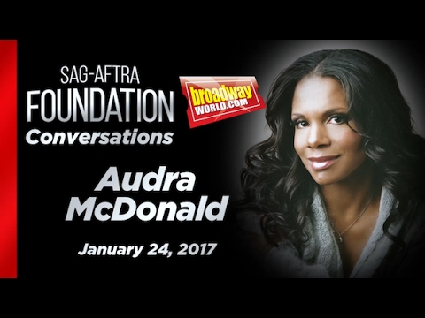 Conversations with Audra McDonald