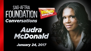 Conversations with AUDRA MCDONALD
