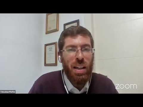 "The ""Four Tribes"" Of Modern Israel - Rabbi Yehoshua Pfeffer On Ultra-Orthodox Jews"