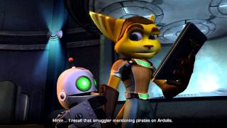 Ratchet & Clank Future Tools of Destruction Cutscenes With Subtitles HD