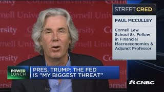 Fmr. Pimco director: Fed 'flying A-grade' right now