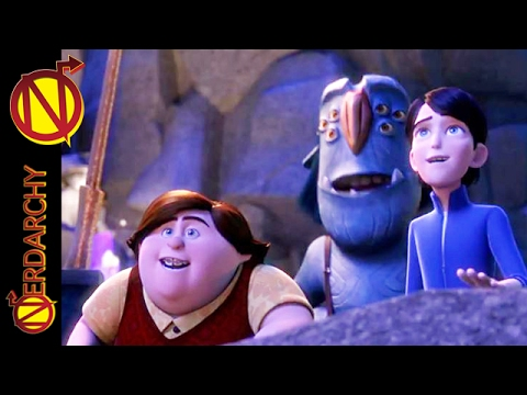 TrollHunters Great Animated Kids Show by Guillermo del Toro a NetFlix Original Series Review