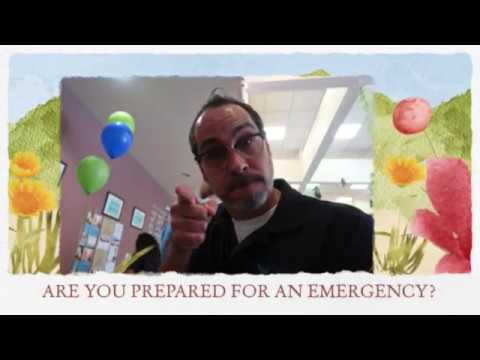 Menlo Park Emergency Preparedness Event - April 24, 2018