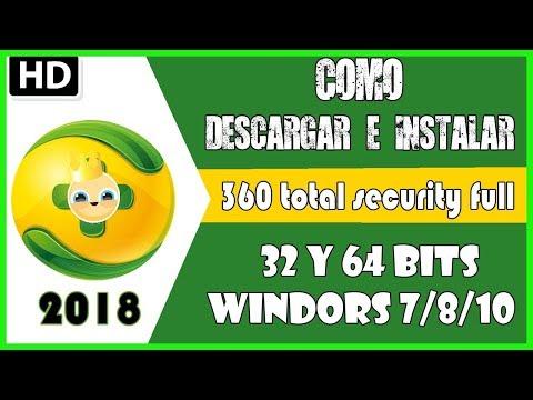 DDescargar 360 Total Security Full 2018 ACTIVADO DE POR VIDA
