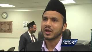 Pittsburgh's Ahmadiyya Muslim community holds vigil for San Bernardino victims