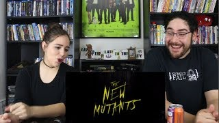 New Mutants - Official Trailer Reaction / Review