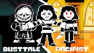 How to Pacifist Iฑ Dusttale (Sort Of)
