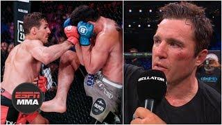 Baixar Rory MacDonald wins, Chael Sonnen retires after loss | Bellator 222 Highlights | ESPN MMA