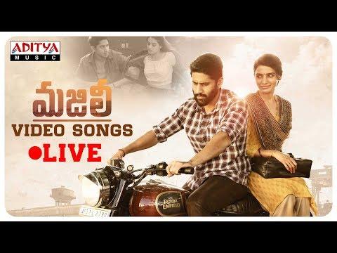 Majili Video Songs Live | Naga Chaitanya, Samantha, Divyansha Kaushik