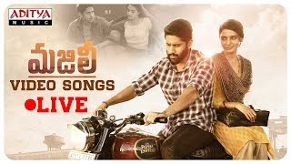Majili Video Songs Live | Naga Chaitanya, Samantha, Divyansha Kaushik