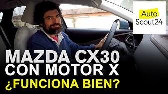Mazda CX-30 con motor X, prueba de conducción y uso. Autoscout24