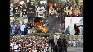 🔴EN DIRECT PLACE DE L'OBELISQUE: GRAND RASSEMBLEMENET DU MOUVEMENT M23- #LERALTV