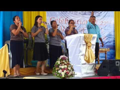 """El Shaddai PFCC17 """"One Voice"""" - Malaya"""