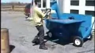 torf makinası 2 çağdaş çiçekçilik ve fidancılık