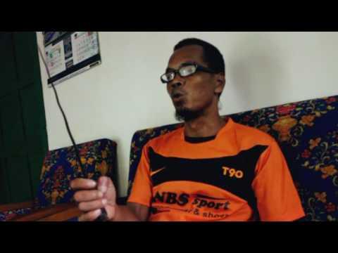 Keris Mpu Gandrung Edisi lama film ngapak Kanding Banyumas 2017