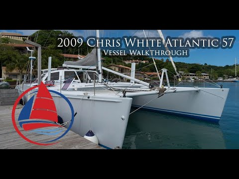 2009 Chris White Atlantic 57 Walkthrough