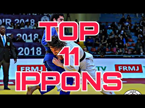 Judo Agadir Prix 2018 | Best IPPONS | HIGHLIGHTS
