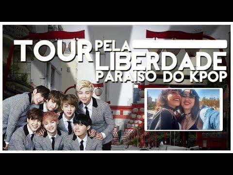 Tour Pela Liberdade ''Paraíso do K-pop'' (Pt2/2)