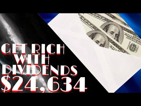 Get rich with dividends💰| $24,634 Dividend Portfolio
