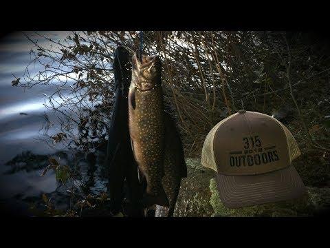 NY Adirondack Trout Fishing 2018