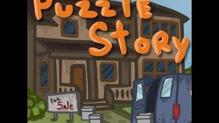 Puzzle Story. Walkthrough