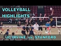 UC Irvine vs Stanford HIGHLIGHTS Men's Volleyball (3/31/17)