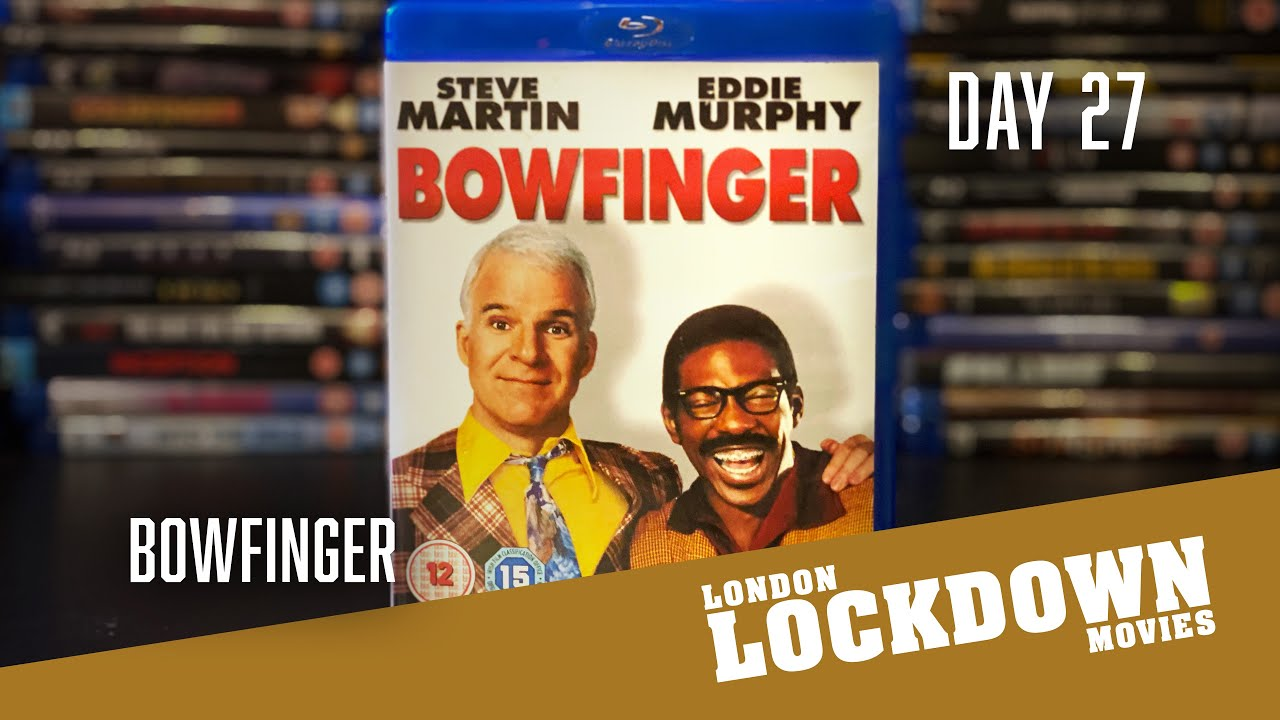 Download Day 27 - Bowfinger - London Lockdown Movies #movievlog