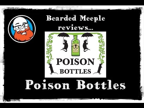 Poison Bottles : Game Review