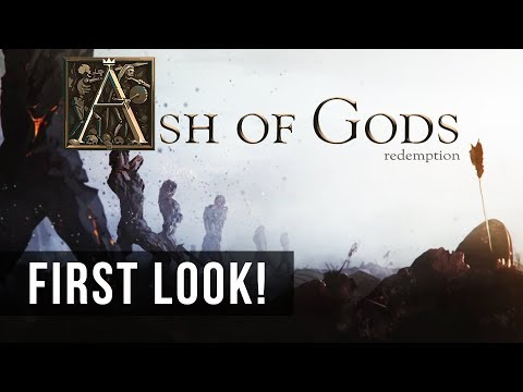 FIRST LOOK - ASH OF GODS: Prologue!