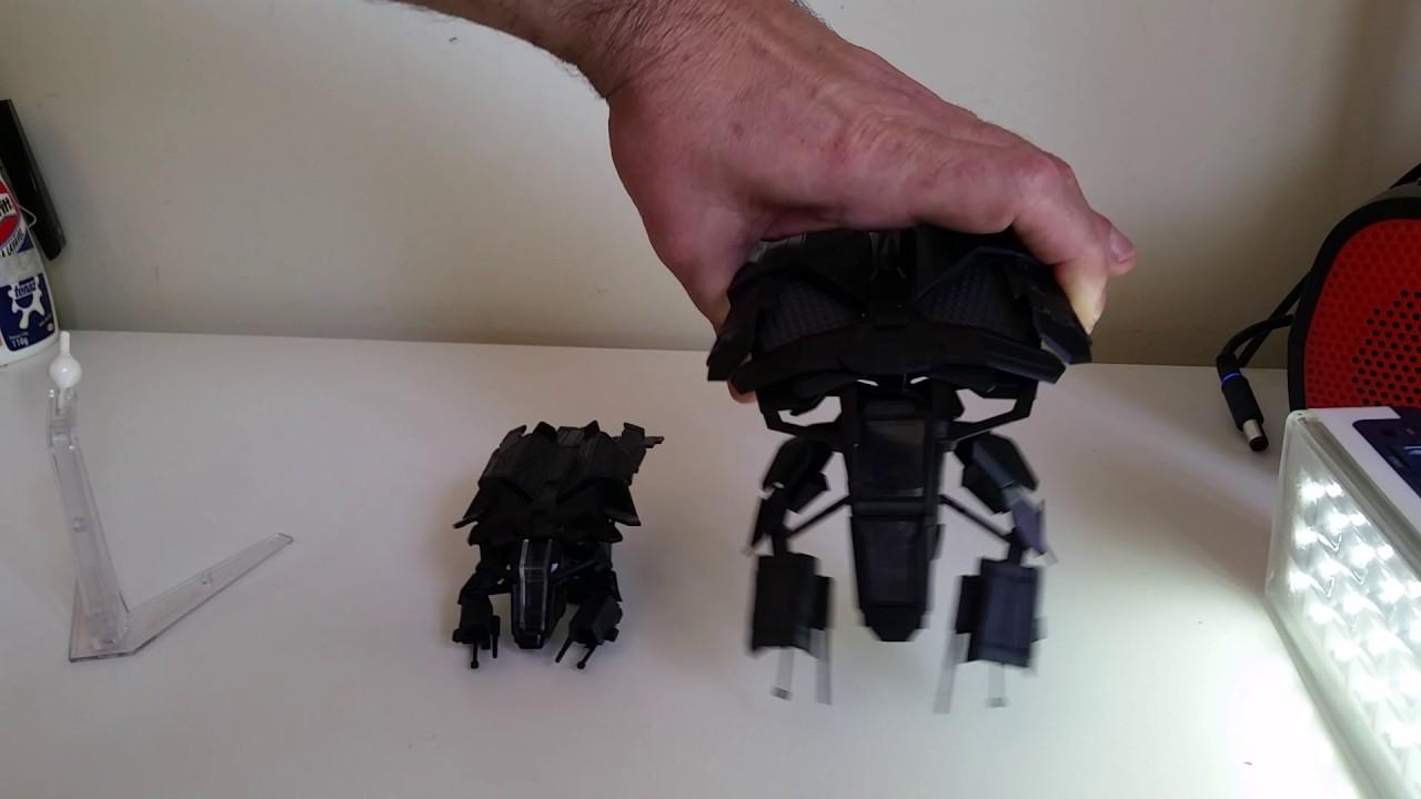 FROM JAPAN SCI-FI REVOLTECH SERIES 051 Batman The Bat Kaiyodo