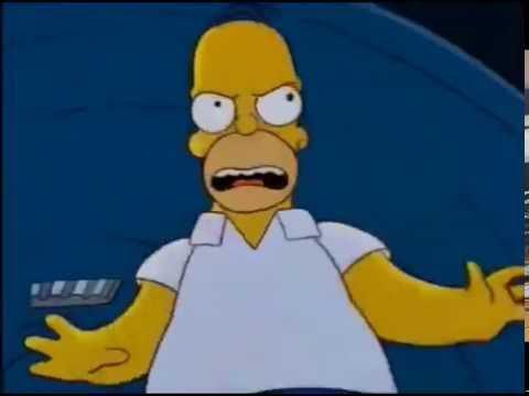 Homero Vs. George Bush - Los Simpson