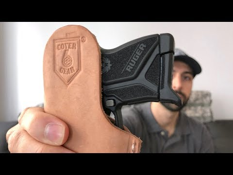 Best Ruger LCP 2 IWB Holster? Cover 6 Gear - YouTube