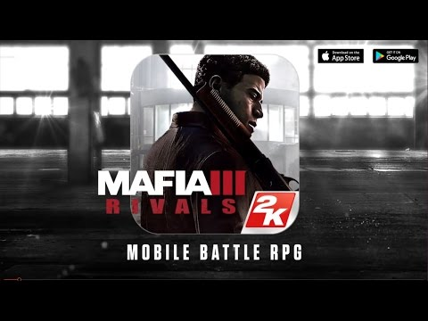 Mafia III: Rivals - iPhone 7 - Gameplay Trailer (by 2K Games) - iOS / Android