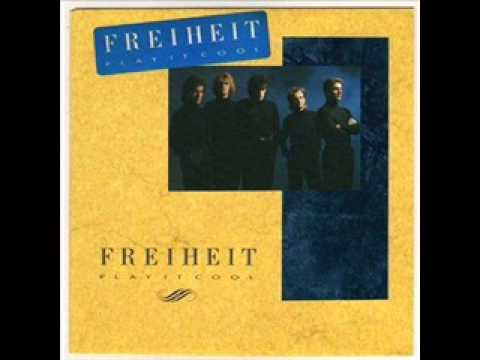 Freiheit - Play it cool Extended 1987 music