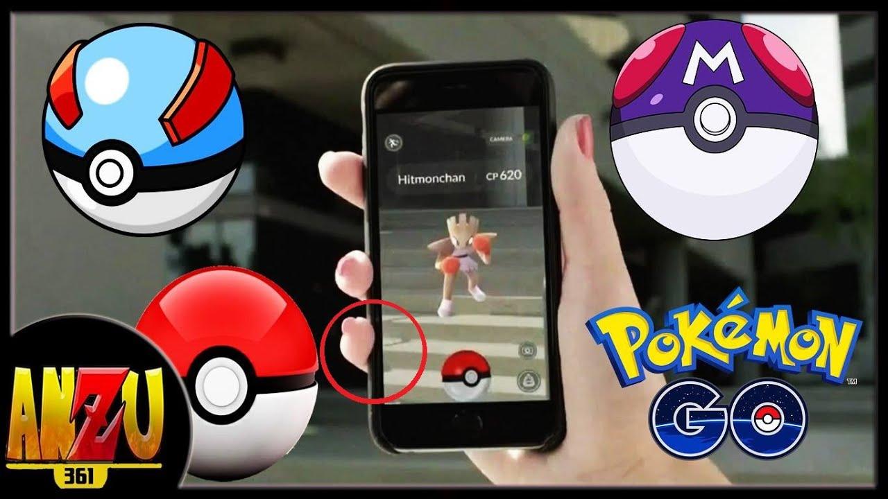 Pokemon Go Como Se Consiguen Master Balls Ultra Balls