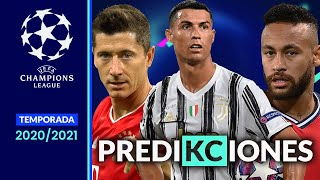 Predicciones UEFA Champions League 2020/21