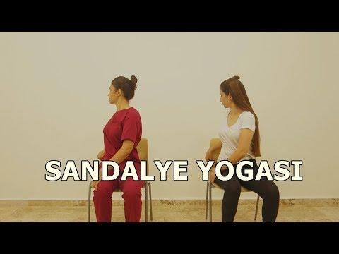 10 DAKİKALIK SANDALYE YOGASI / 10 MINUTES CHAIR YOGA