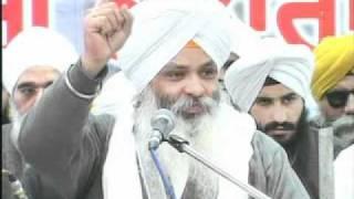 Guriqbal singh ji-sant ka maarag dharam ki pauri-Sikhlive.Com