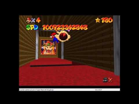 Super Mario 64 ONE HUNDRED BILLION SPEED!! Compilation |
